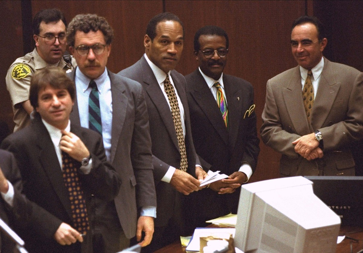 a case study of the exoneration of the defendant in the oj simpson case The national registry of exoneration: oj simpson trial to hear the case which was widely broadcasted all should criminal trials be televised essays and term.