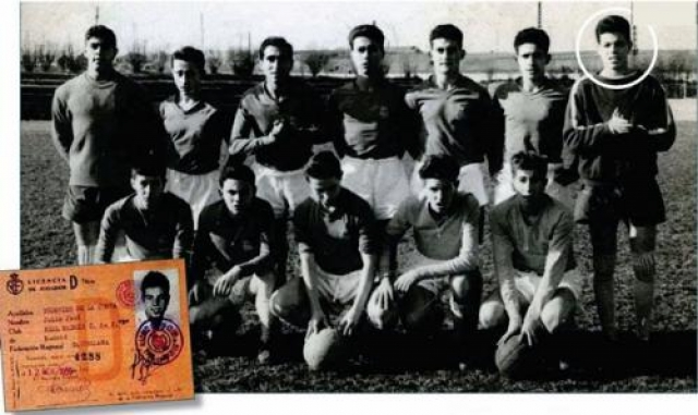 """Хулио Иглесиас. В юности любимец женщин и не думал о карьере певца, а буквально бредил футболом. С 16 лет он был вратарем мадридского """"Реала"""" в категории Хувениль."""
