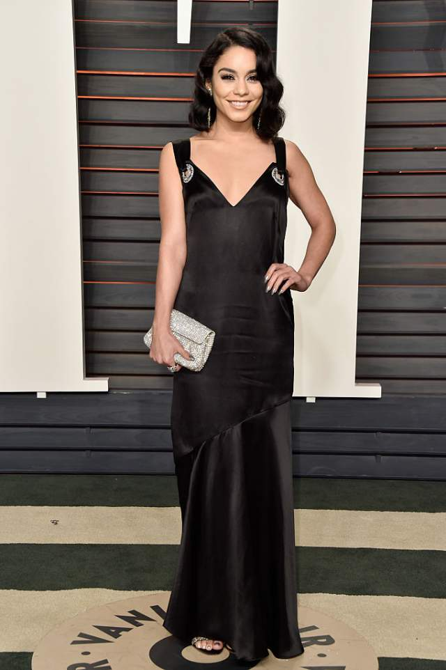 Ванесса Хадженс также предпочитает H&M.