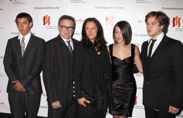 Сейчас Зельда - довольно известная американская актриса кино и телевидения, а остальные отпрыски не стали связывать свою судьбу с шоу-бизнесом.