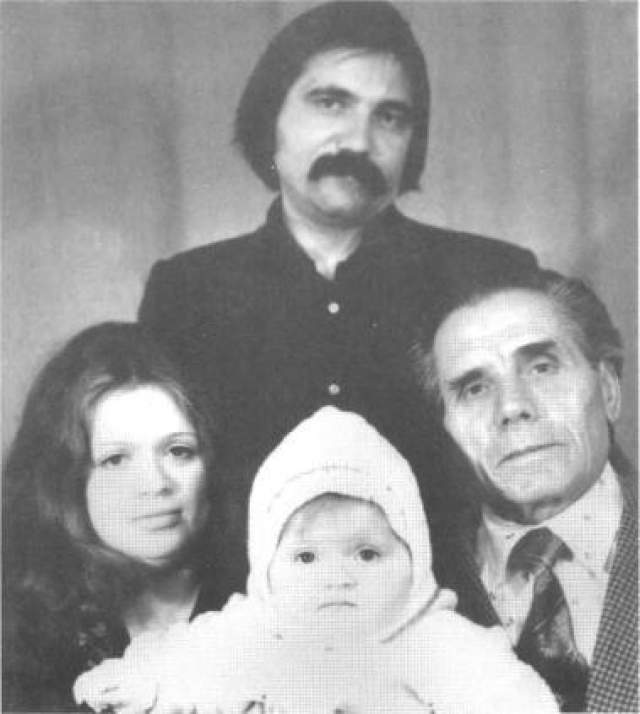 """У Юрия осталась дочь Юлия, у нее есть семья и двое детей. А вот бывшие жены и девушки """"мага"""" не смогли устроить свою личную жизнь."""