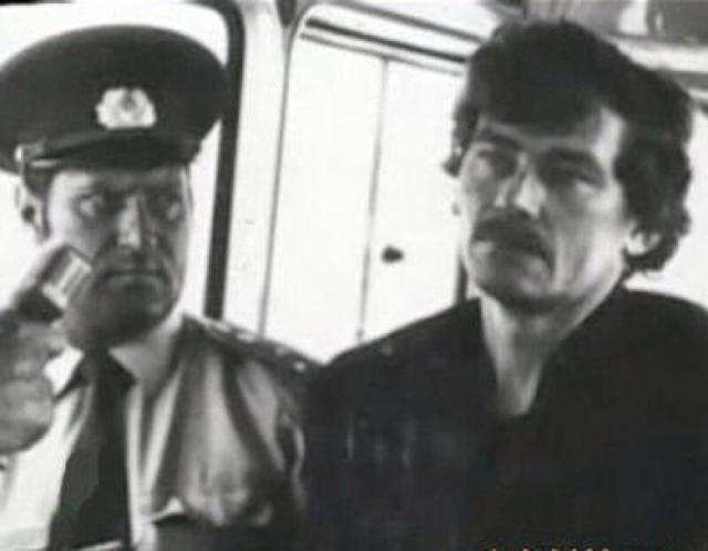 """Одну из записок от """"Патриотов Витебска"""" Михасевич поместил в рот одной из жертв. Именно по почерку убийцу и удалось вычислить. 9 декабря 1985 года его арестовали."""