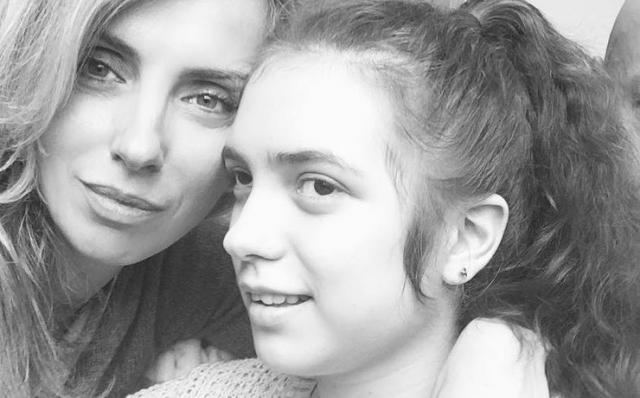 Варя страдает синдромом Дауна, и сейчас живет в основном за границей, где может получить необходимое ей лечение и достойное образование.
