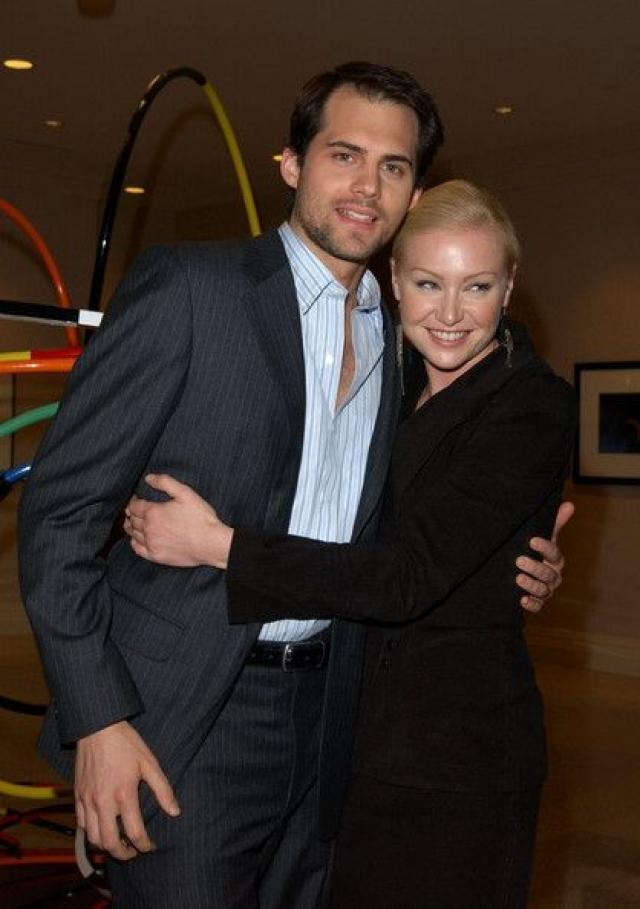 Порша Де Росси. Сериальная актриса состояла в браке с режиссером-документалистом Мелом Меткалфе.