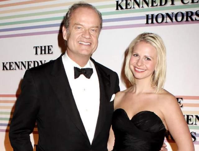 25 февраля 2011 года, сразу после завершения бракоразводного процесса, Грэммер женился в четвертый раз на британке Кейт Уэлш, которая младше его на 25 лет. Пара до сих пор в браке и растит троих детей.