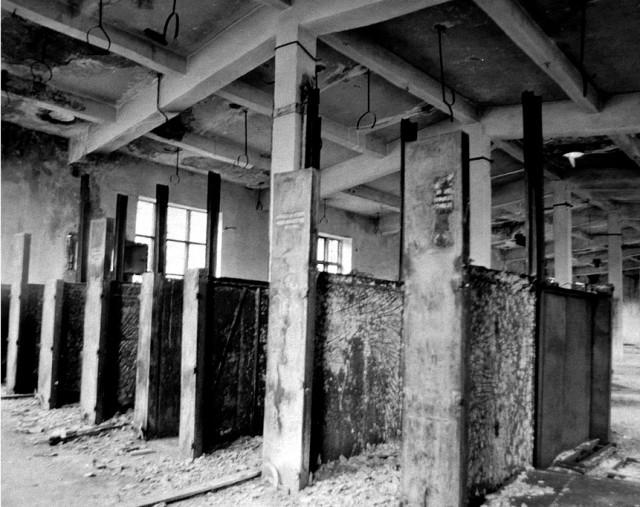 В печах вручную на металлических противнях выпаривали первичный урановый концентрат... Даже если от природы человек был совершенно здоров, он оставался жив у таких печей несколько месяцев...