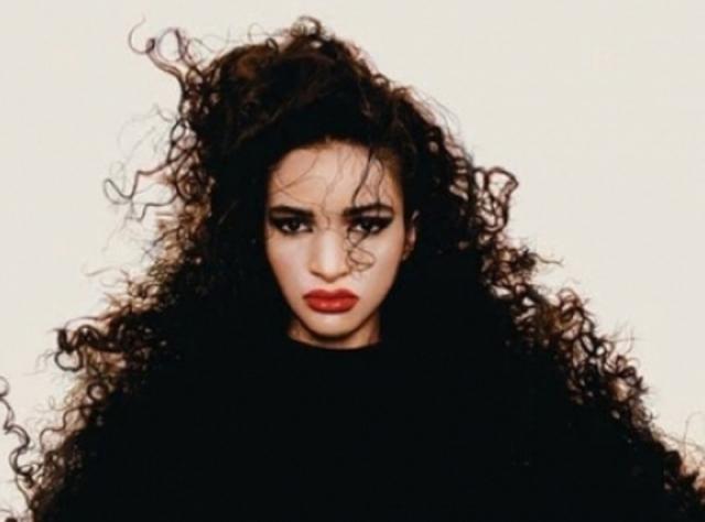 А вот так Фарида выглядела в конце 80-х на заре своей модельной карьеры.