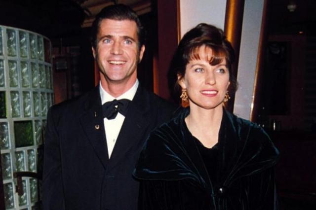 Мэл и Робин Гибсон. Развод Мэла Гибсона был одним из самых скандальных и громких расставаний Голливуда, ведь супруги прожили вместе 30 лет!