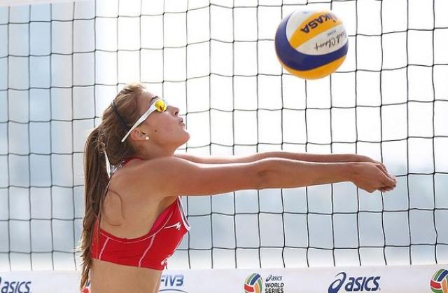 86. Тейлор Пичке - канадская волейболистка.