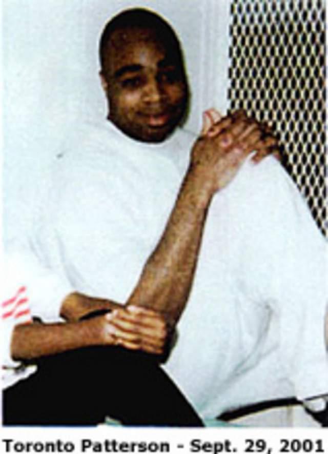 Паттерсона приговорили к смертной казни..
