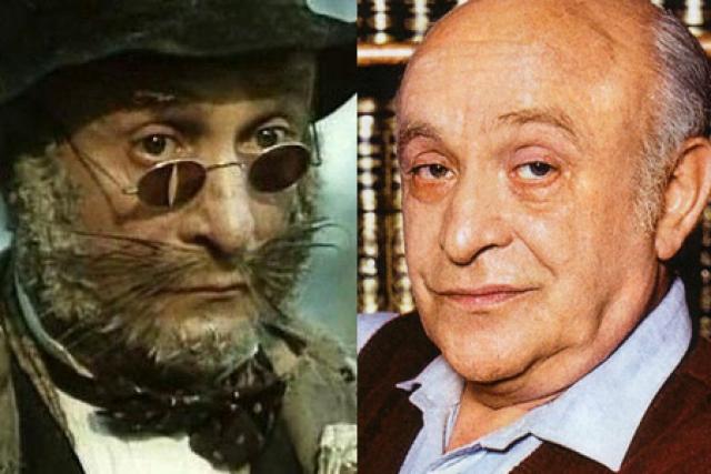Ролан Быков. Актер и режиссер скончался 6 октября 1998 года в Москве от рака легких.