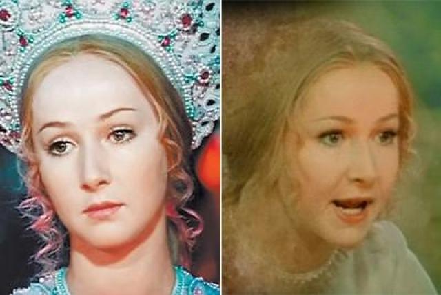 Наталья Петрова. Девушка закончила Московский институт иностранных языков, однако ее красота не осталась незамеченной.