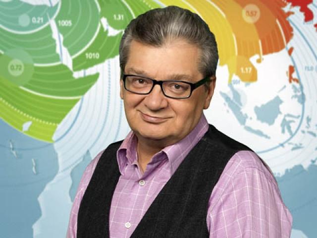 Александр Беляев. У известного ведущего прогноза погоды не так давно обнаружили раковую опухоль.