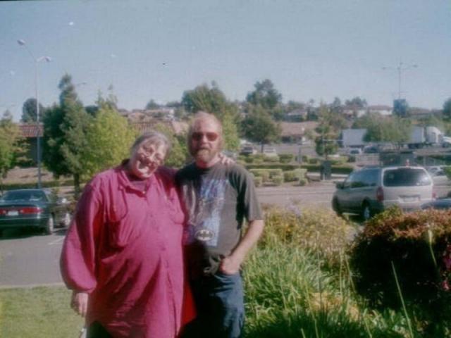 70-летняя Эвелин скончалась в полном одиночестве и нищете в городе Олбани в Калифорнии.