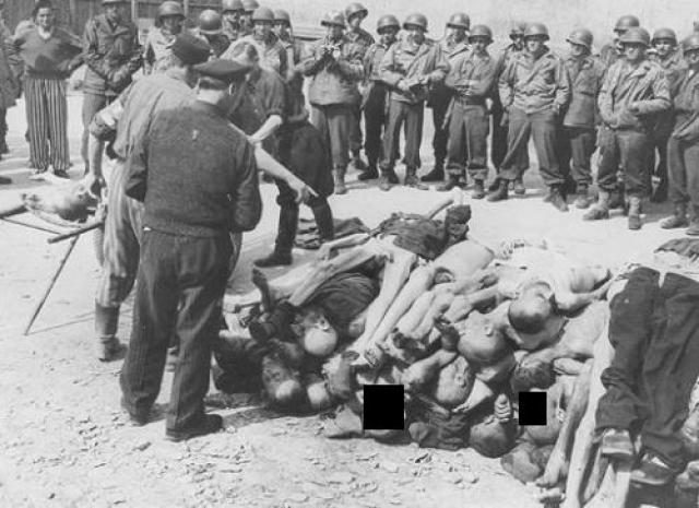 К сентябрю 1941-го появилась новая партия заключенных - советские военнопленные. В лагере они не задержались, их убили выстрелом в затылок. Такая смерть считалась удачей.