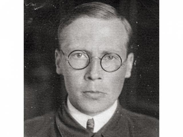 Николай Заболоцкий. Поэт и переводчик 19 марта 1938 года был арестован и затем осужден по делу об антисоветской пропаганде.