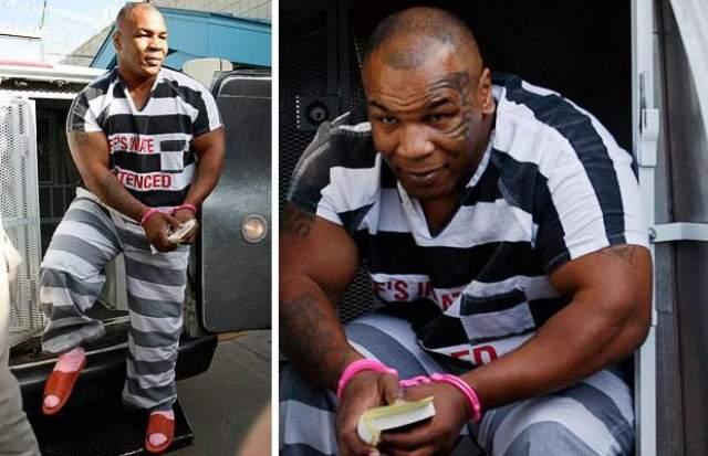 10 февраля 1992 года он был приговорен к 10 годам лишения свободы, но провел за решеткой только три года. Тайсон был освобожден из тюрьмы в марте 1995 года.