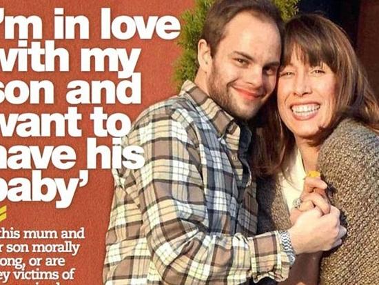 Фото инцесс сын и мать