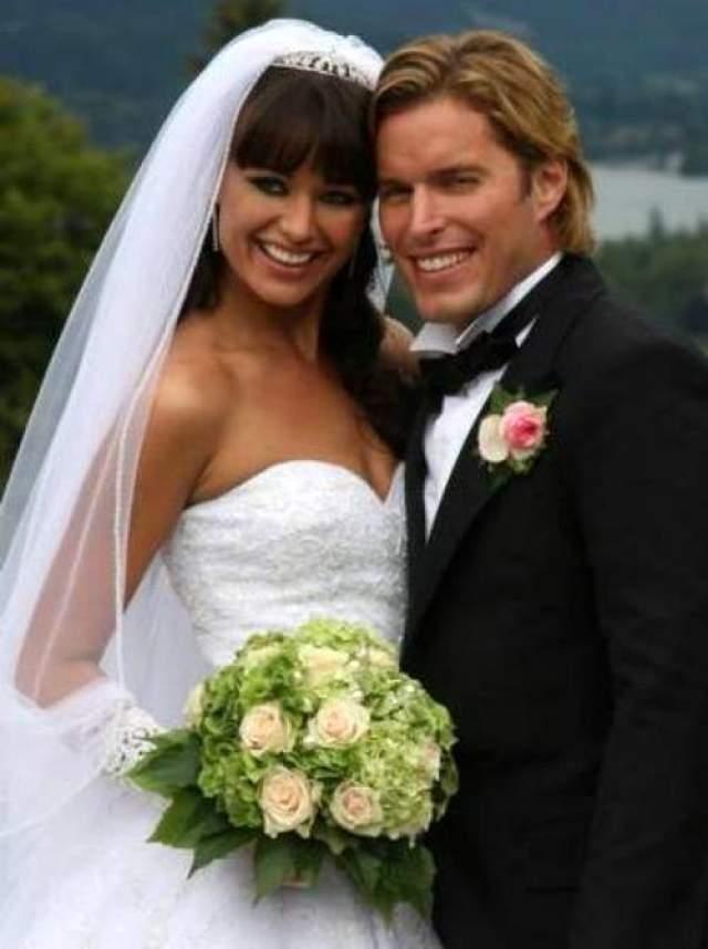 В 2007 году Оксана вышла замуж теперь уже за немецкого бизнесмена Филиппа Тофта, который разительно отличался от ее предыдущего избранника. Однако уже через два года, девушка объявила о помолвке с Николаем Басковым, хотя ее развод еще не был оформлен.