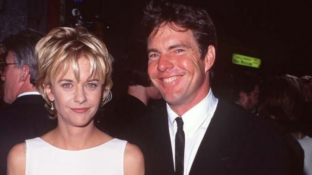 Деннис Куэйд. Актер состоял в браке с Мэг Райан с 1991 года.