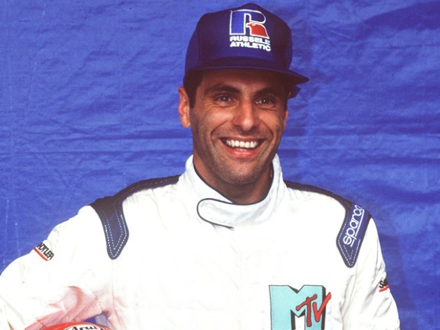 Роланд Ратценбергер. Австрийский гонщик погиб 30 апреля 1994 года во время квалификационного заезда на Гран-при Сан-Марино.