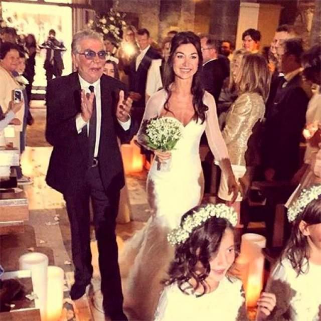 Недавно их дочь Кристиана, которая к тому моменту справила 49 лет, вышла замуж.