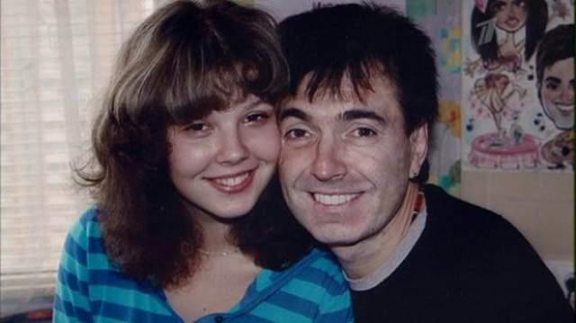 От первого брака у артиста есть дочь Ксения.