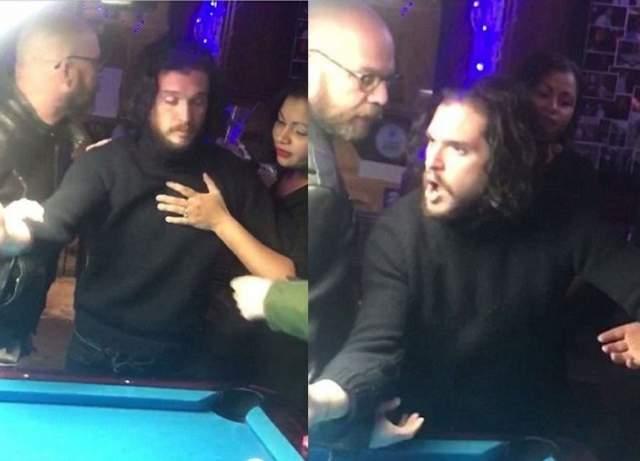 """Звезда """"Игры престолов"""" Кит Харингтон также не отличается примерным поведением. В одном из баров Парижа он напился и начал приставать к посетителям."""