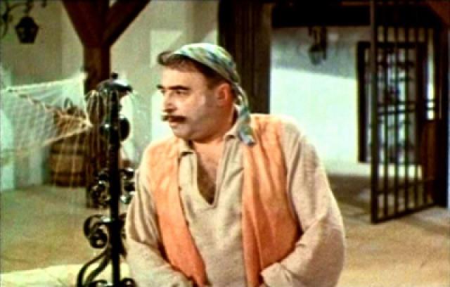 В 1945 году Владимир Этуш окончил Театральное училище имени Б. В. Щукина и начал работать в Театре имени Е. Б. Вахтангова, где вскоре стал одним из ведущих актёров.