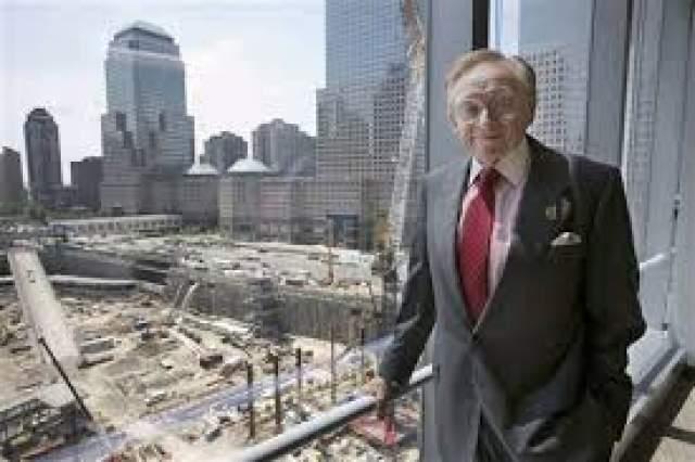 Ларри Сильверстайн, 87 лет. Американский миллиардер, предприниматель и застройщик в июле 2001 года купил легендарные башни Всемирного торгового центра.