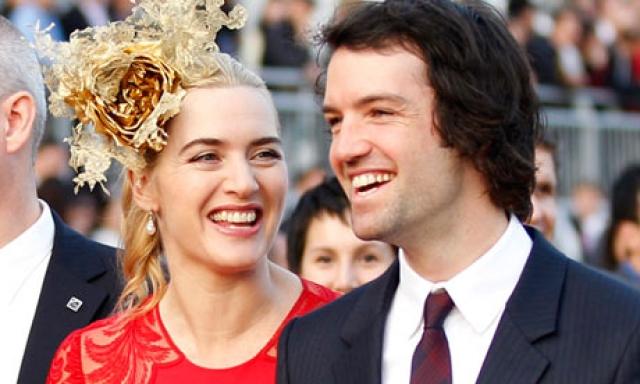 Через два года после развода Кейт вышла замуж за Неда Рокнролла , племянник британского миллиардера Ричарда Брэнсона. 7 декабря 2013 у них родился первенец - сын Беар Блэйз Уинслет.