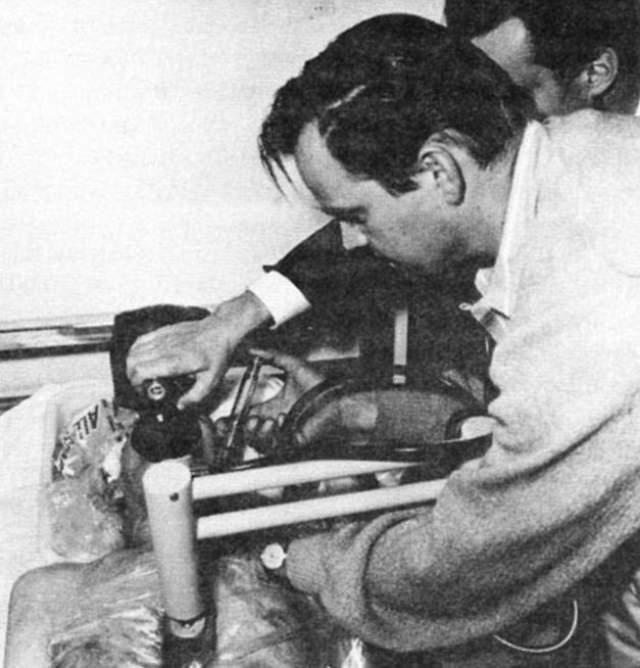Кроме этого $100 тысяч отошло на дальнейшие исследования в области крионики, но к 1973 году хранение и перевозка первого пациента обошлись уже в 2,5 раза дороже, и родственникам Бедфорда пришлось доплачивать.