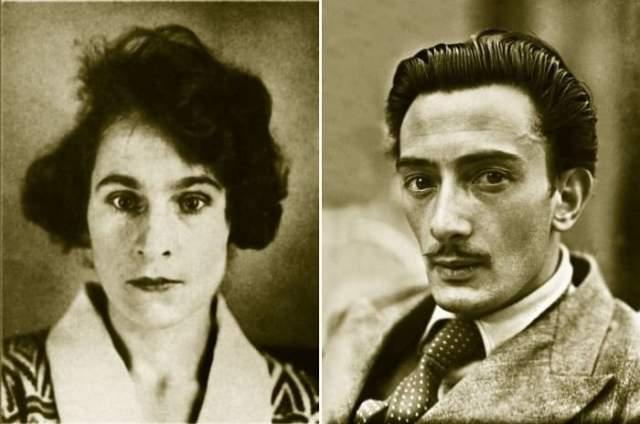 Гала , супруга Сальвадора Дали. Он считал ее музой, без которой искусство немыслимо. Урожденная Елена Дьякова, будучи в браке с гением, спала со всеми, с кем хотела. А хотела она многого.