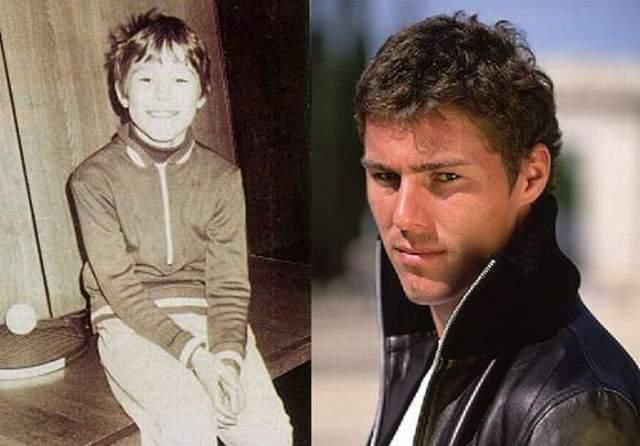 Марат Сафин заниматься теннисом начал с шести лет на теннисной базе, которой руководил его отец, а тренировала мальчика до 13 лет мама.