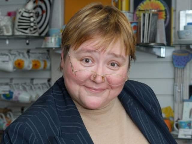 Татьяна Агафонова. Была актрисой - стала председателем колхоза.