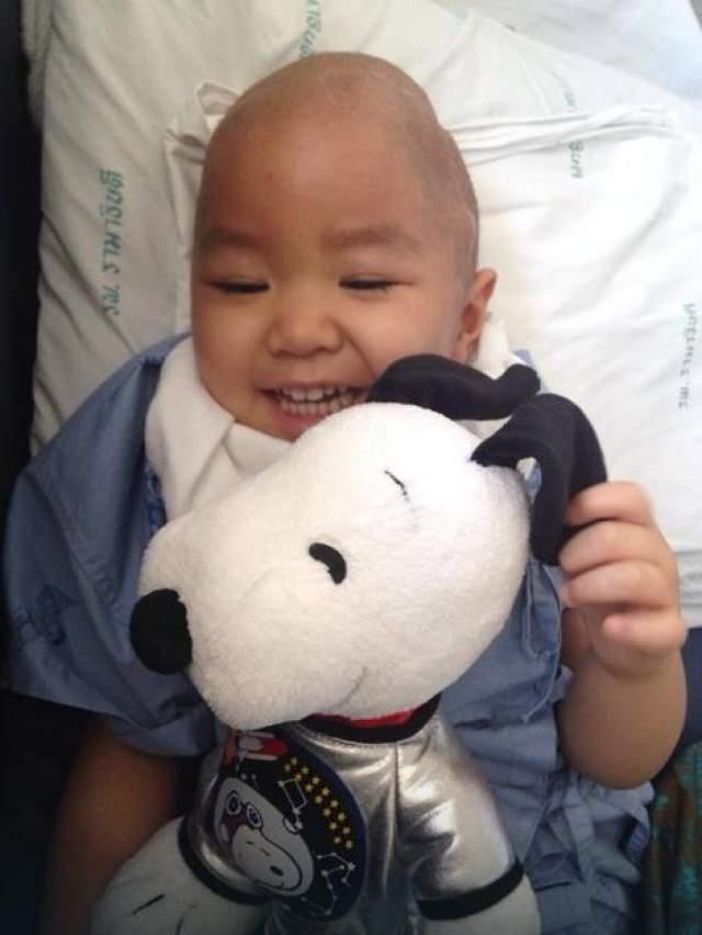 Семья Наоваратпонг надеется, что когда-нибудь наука сможет оживить девочку и справиться с болезнью, погубившей Материн.