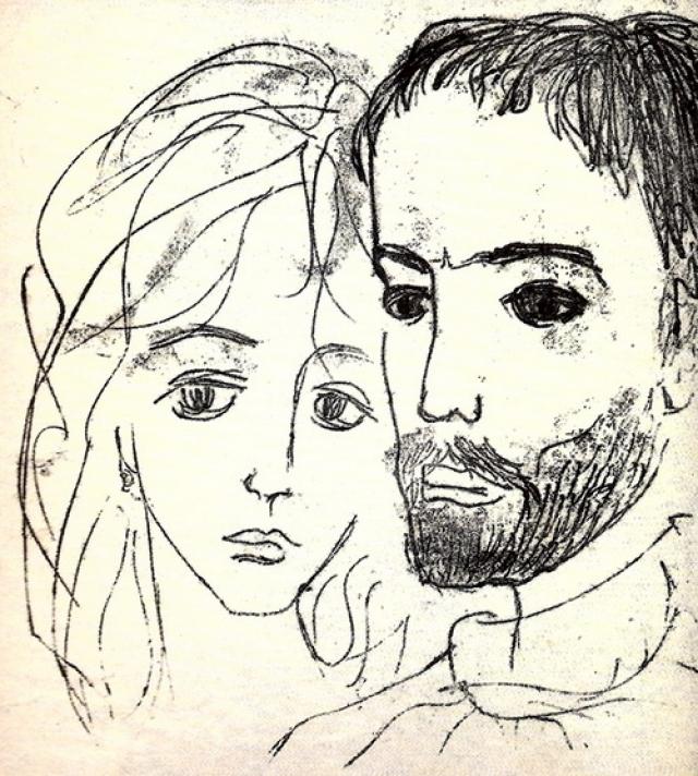 """Надя стала первым иллюстратором романа """"Мастер и Маргарита"""", а ее невероятное попадание в образы отметила сама вдова писателя - Елена Сергеевна Булгакова."""