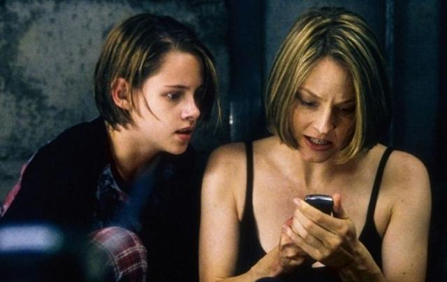 """Самым заметным из ранних фильмов Кристен стал триллер Дэвида Финчера """"Комната страха"""", вышедший в 2002 году."""