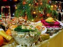 Роспотребнадзор назвал самые опасные блюда на новогоднем столе