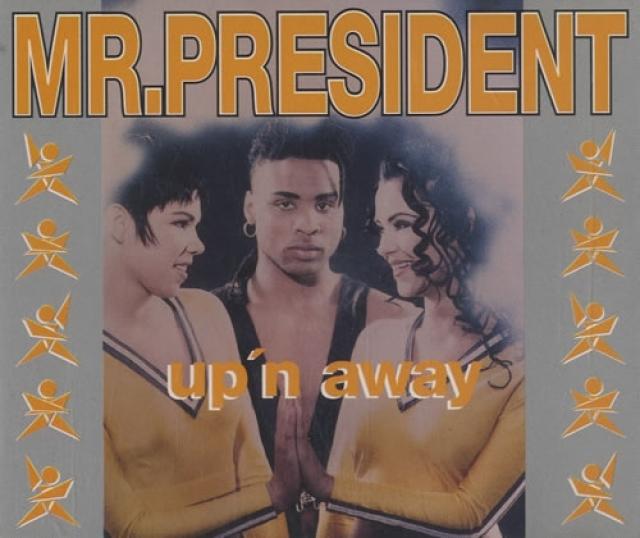"""Mr. President. Немецкая танцевальная группа в стиле евродэнс, чью самую известную композицию """"Coco Jamboo"""" в середине 90-х не слышал только ленивый."""