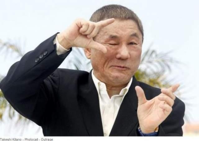 """Такеши Китано В 2007 году агенство """"Рекламный каратель"""" сняло для компании Panasonic ролик с участим культового японского кинорежиссера Такеши Китано."""