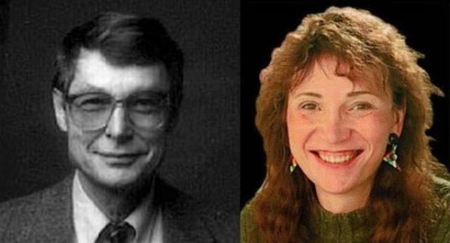 Джоан Ругарден. Известный биолог, профессор.