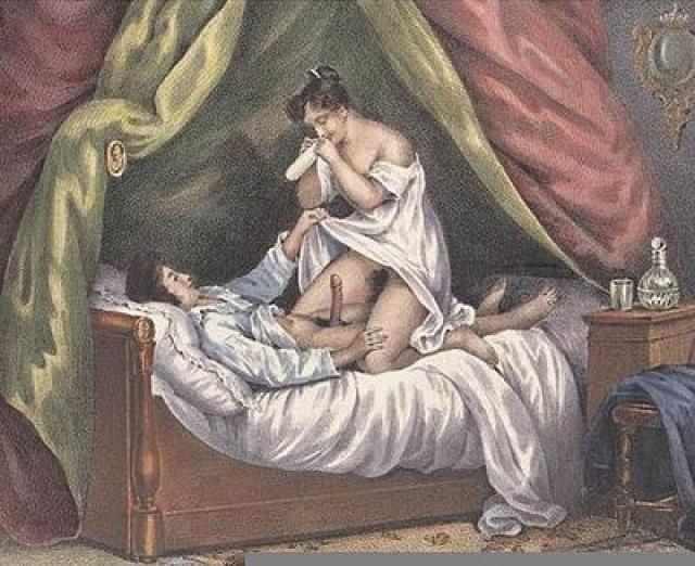 До начала XIX века применение презервативов ограничивалось средними и высшими классами. Причинами была неосведомленность рабочего класса о венерических заболеваниях, а главное — их высокая цена. Для типичной проститутки цена одного презерватива соответствовала ее заработку за несколько месяцев.