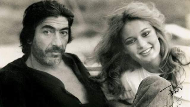 Увидев ее в 1977 году, спустя три года после развода, разве мог он не поддаться очарованию юной нимфы?..
