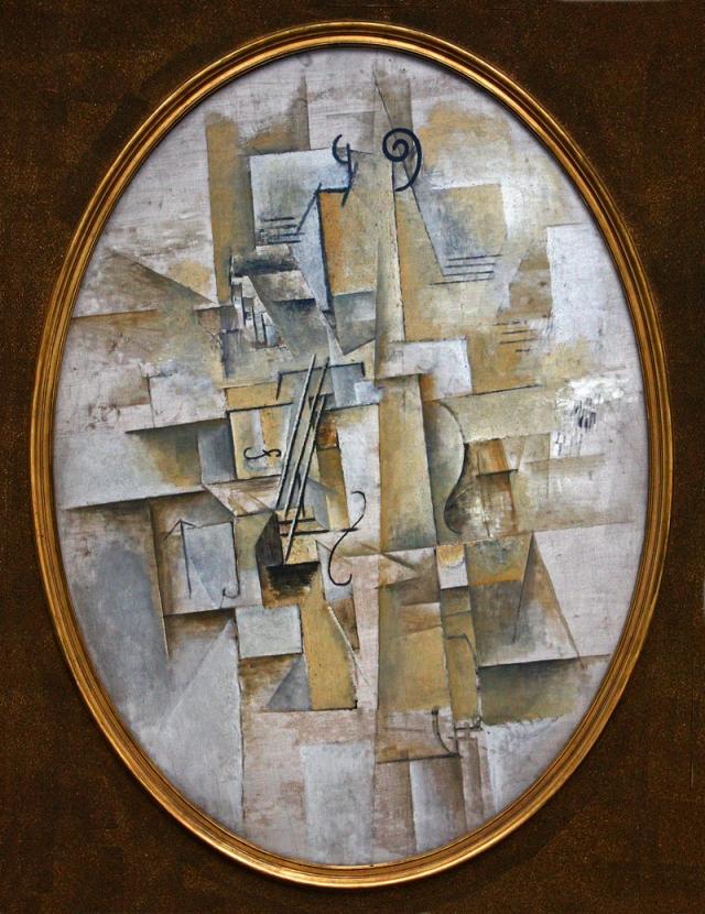 """В 1909 году Пабло и французский художник Жорж Брак придумали новое направление в искусстве, известное как кубизм. Точнее, они начали писать картины, состоящие из """"кубиков"""", а название жанру его придумали критики."""