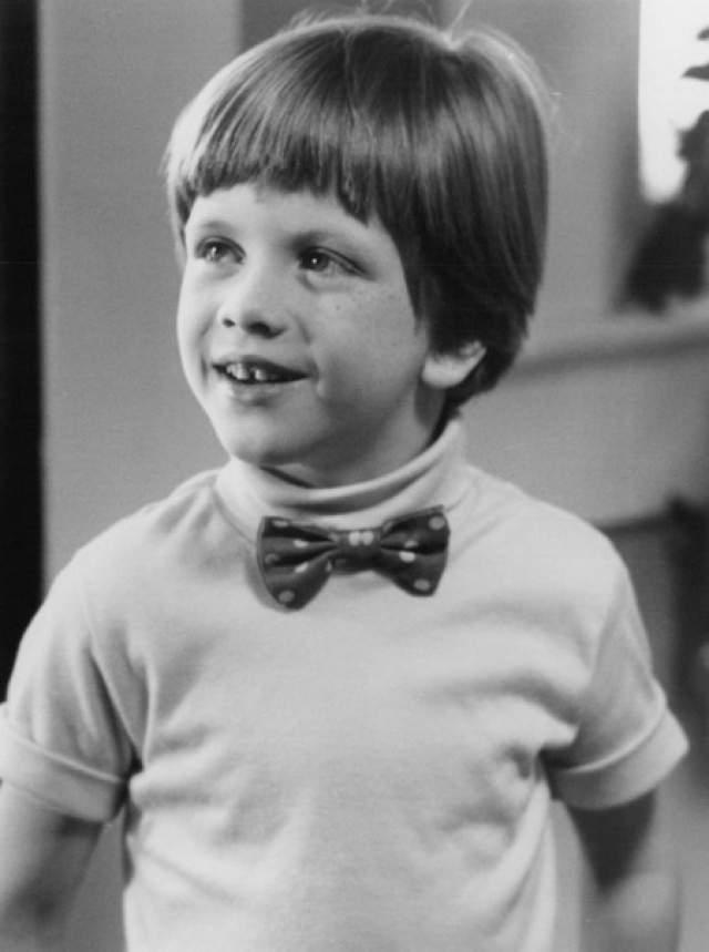 """Майкл Оливер, """"Трудный ребенок"""" (1990). В 2 года уже был моделью в каталоге """"Sears"""". В 6 лет снялся в рекламе корпорации """"Chevron"""", где его заметил агент по кастингу его звездного фильма."""