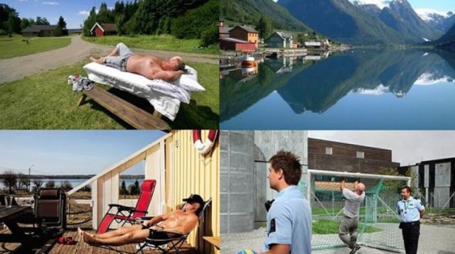 И все же, это не курорт для смошенничавших бизнесменов. Здесь отбывают наказание жесточайшие – по норвежским меркам – преступники: убийцы, насильники, педофилы, крупные мошенники и наркодилеры.