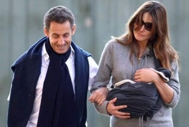 Карла Бруни, любовница Николя Саркози. Стереотип о том, что модели не отличаются выдающимися умственными способностями, Карла Бруни оказалась на редкость мудрой и удачливой женщиной. Она смогла перешагнуть из стеснительного положения любовницы в законные жены.