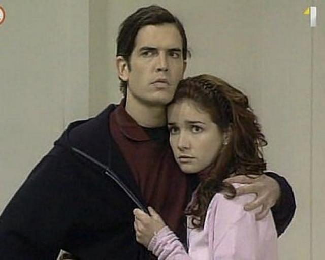 """Диего Рамос. В сериале """"Дикий ангел"""" у героя Араны был всего лишь один соперник, адвокат Серхио Коста, которого сыграл еще один аргентинский артист."""
