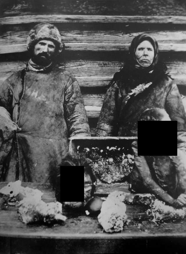 За десятилетие до Голодомора, после гражданской войны, по многим регионам России прокатился голод из-за неразберихи во власти и революции